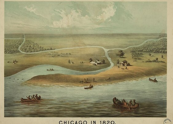 Curious City: How Chicago built its famous skyline on an infamous swamp | WBEZ 91.5 Chicago