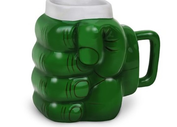 The Don't Make Me Angry Mug - Inspired by The Hulk by Big Mouth Toys