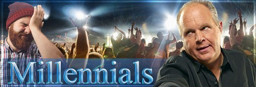 What Millennials Know and Don't Know - The Rush Limbaugh Show
