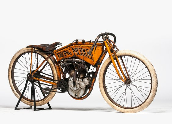 You Can Soon Bid on These 10 Badass Antique Motorcycles | WIRED