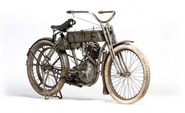 1907 Harley-Davidson Motorcyle Auctioning For An Estimated $1 Million USD