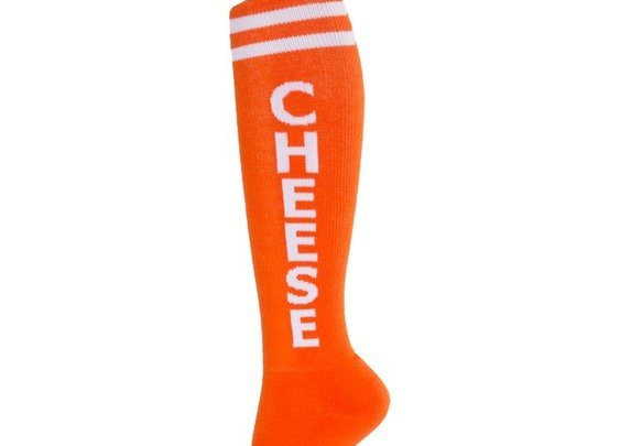 Cheese Unisex Socks - Whimsical & Unique Gift Ideas for the Coolest Gift Givers