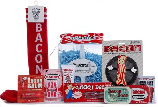 The Bacon & Eggs (Hold the Eggs) unBasket - Whimsical & Unique Gift Ideas for the Coolest Gift Givers