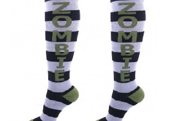 Zombie Unisex Socks - Whimsical & Unique Gift Ideas for the Coolest Gift Givers