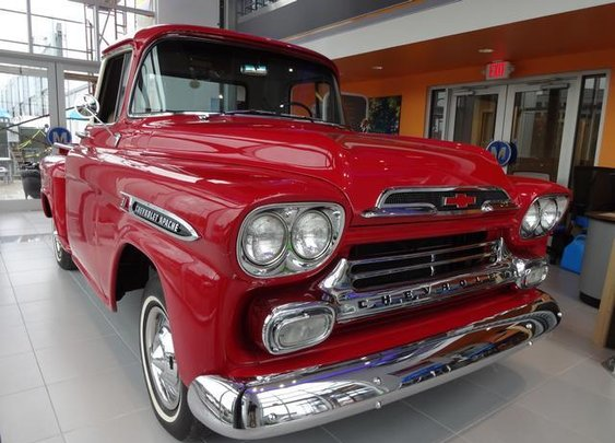 Sweet 1959 Chevrolet Apache