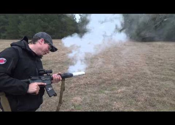 2A Gun Grill Bacon Cooker! - YouTube
