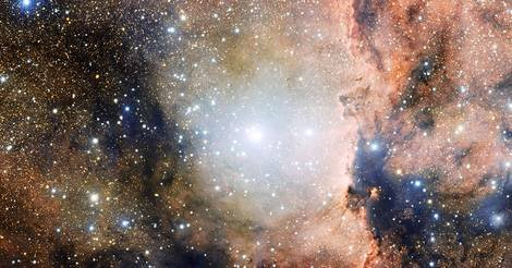 Astronomers Just Released This Mind-Blowing Photo of Space — 24 Quadrillion Miles Away - Mic