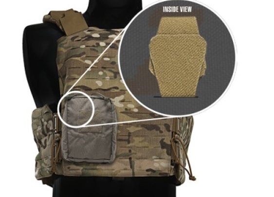 Benefits of 500D Cordura and Laser Cut Molle - Loaded Pocketz