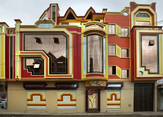 Are Bolivia's 'Andean Palaces' Groundbreaking or Kitschy? - Curiosities - Curbed National