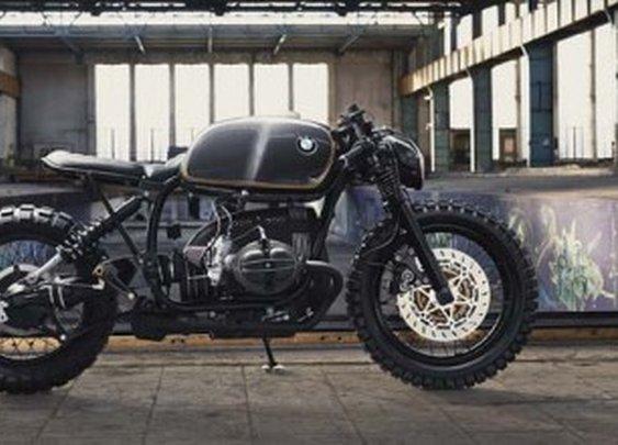 BMW R100R Classic by Diamond Atelier