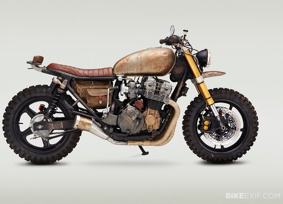 The Walking Dead: The Daryl Dixon Motorcycle | Bike EXIF