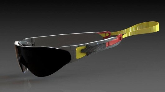 Sealz sunglasses become sealed goggles with the push of a button
