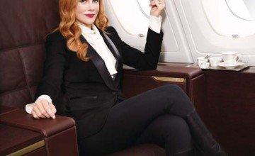 Nicole Kidman becomes the face of Etihad Airways