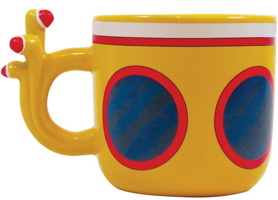Yellow Submarine Mug - Inspired by the Beatles Song