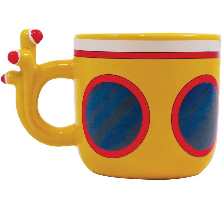 Yellow Submarine Mug - Inspired by the Beatles Song