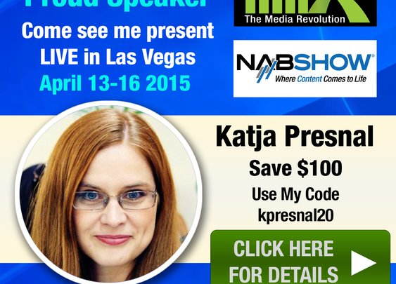 Get $100 off your ticket to NMX social media conference