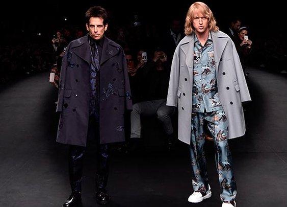 Zoolander 2 Announced at Paris Fashion Week