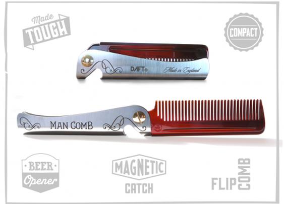 Man Comb 'Standard'
