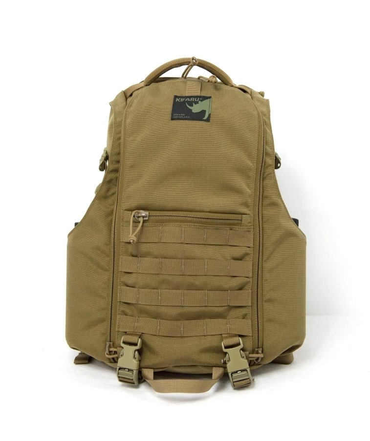 First Look: Kifaru Antero EDC Pack - Loaded Pocketz