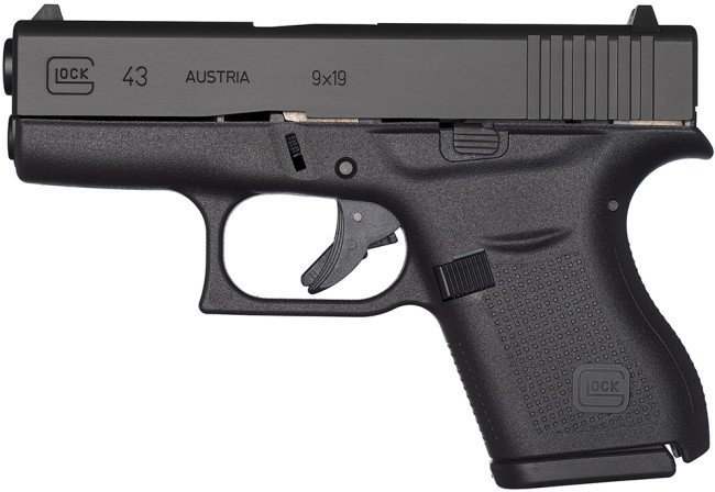 Why I won't give up my Shield for the Glock 43