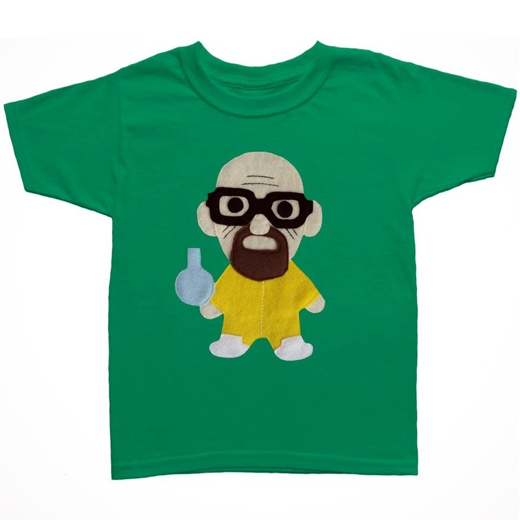 Breaking Bad Toddler Shirt (Also Available in Baby Bodysuit)
