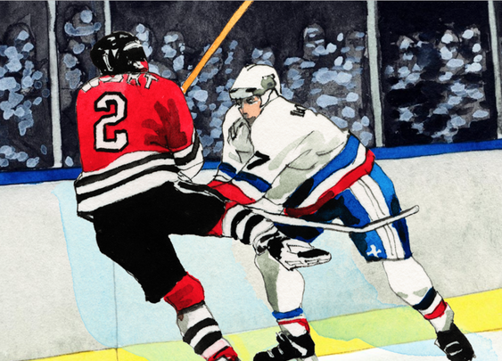 John Madden Hockey: How a Lousy Football Game Birthed a Bastard and Led to the Greatest Hockey Game of All-Time