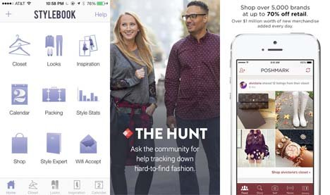 The 7 Best fashion apps