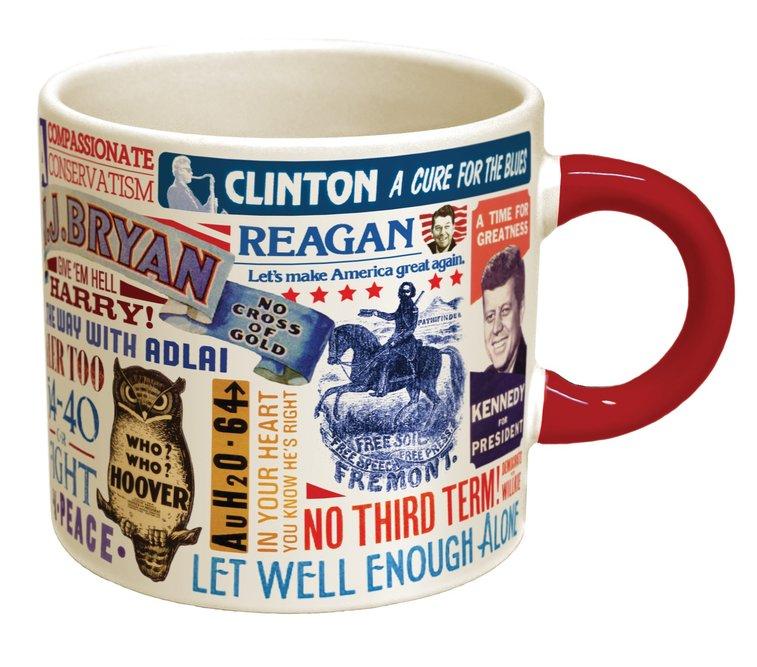 Presidential Slogan Mug