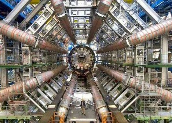 Scientists at Large Hadron Collider hope to make contact with PARALLEL UNIVERSE in days | World | News | Daily Express