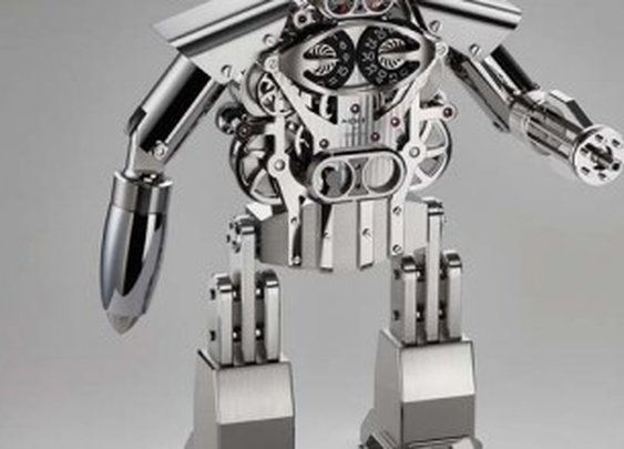 MB&F Introduces the Melchior