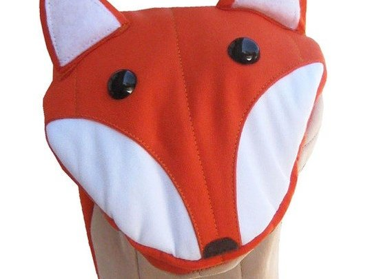 Fox Oven Mitt - Whimsical & Unique Gift Ideas for the Coolest Gift Givers