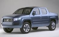 2004 Honda SUT Concept | Truck Trend
