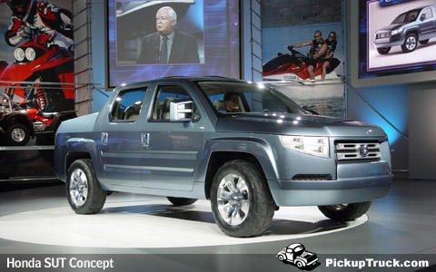 2004 Honda SUT Concept | PickupTruck.Com