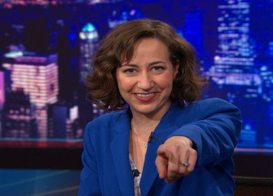The Daily Show With Jon Stewart: The Future of Gender Wage Equality