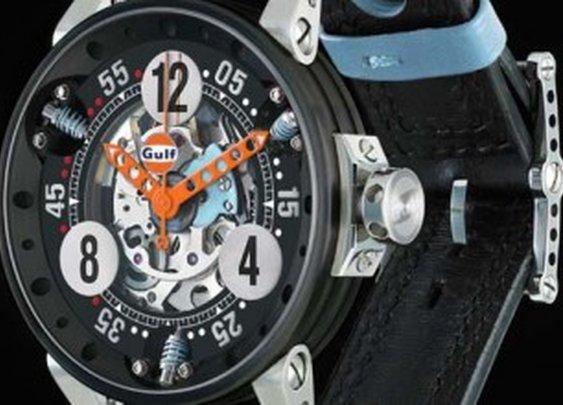 BRM Gulf Racing Collection