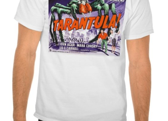 Tarantula 1955 Movie Poster T-shirts | Zazzle