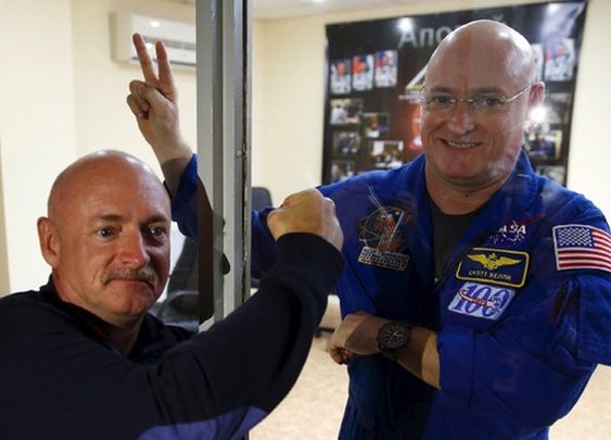 The Twin Paradox, Astronaut Edition
