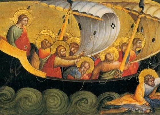 How the Church is Portrayed as a Ship in Theology & Architecture | Philip Kosloski