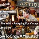 Hunting In The Wild - Antiquing For Vintage Razors 101 | How to Grow a Moustache