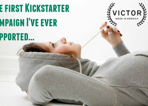 |NEW POST| Kickstarter Campaign for Victor Athletics: Organic Cotton, USA made apparel