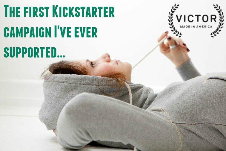 |NEW POST| Kickstarter Campaign for Victor Athletics: Organic Cotton, USA made apparel