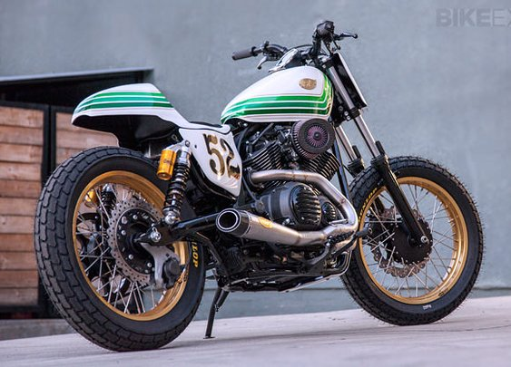 Yamaha Bolt by Roland Sands | Bike EXIF