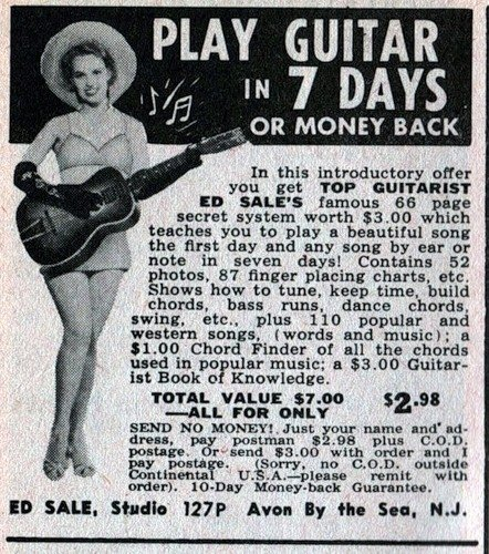 Learn to Play Guitar in 7 Days