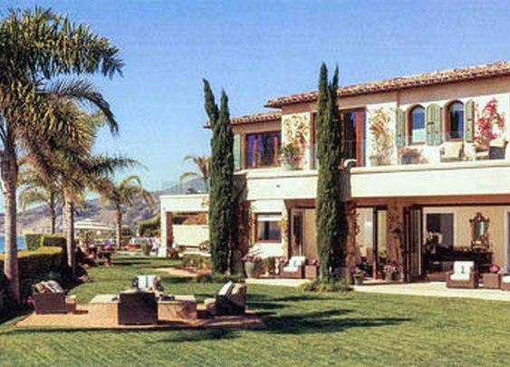 Steven Gerrard Will Live Like a Movie Star In SWANKY £17m Home In Malibu - SPORTFANZINE