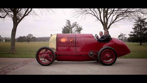 The Beast of Turin returns to Goodwood - YouTube