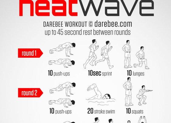 Heatwave Workout