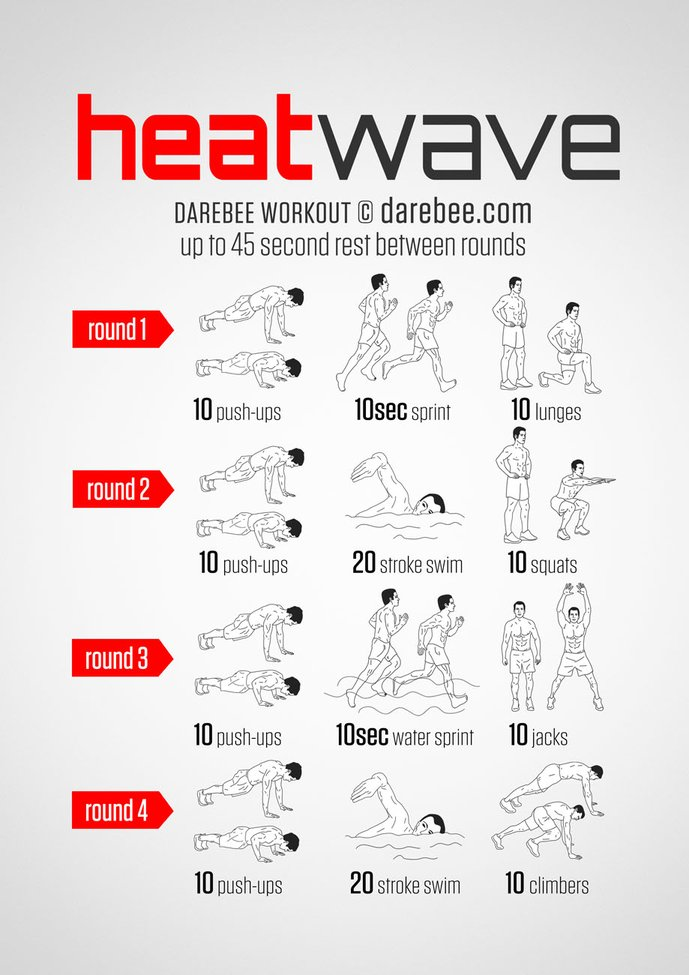Heatwave Workout