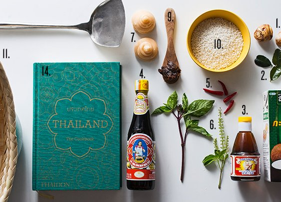 14 Thai Kitchen Essentials