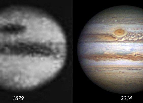 Jupiter is the Death Star