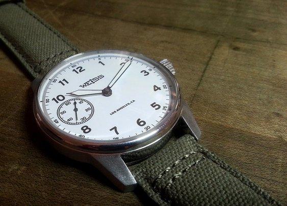 worn&wound | Profile: Cameron Weiss, Weiss Watch Company - worn&wound
